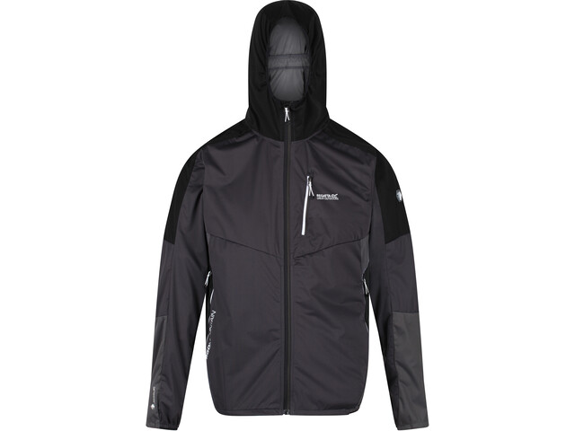 Regatta Tarvos IV Jacket Men, ash/black